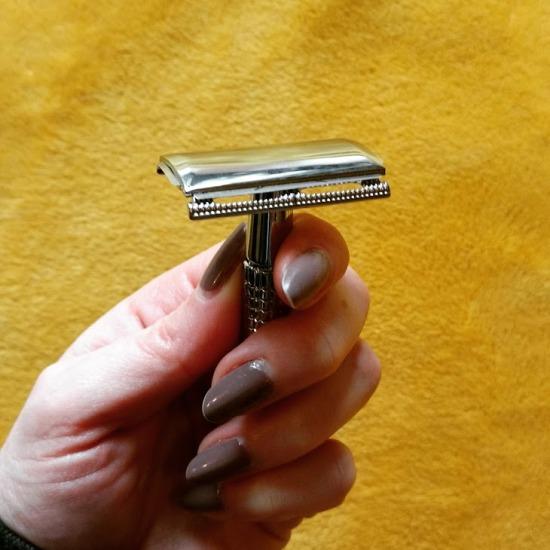 safety razor blog